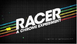 Google chrome RACER game- A multiscreen game by Google