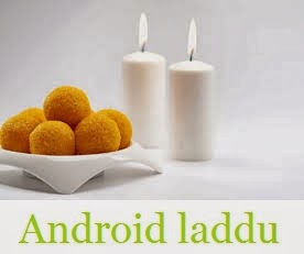 Android 5.0 Laddu or ladoo