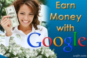 Easy ways to earn money online with Google without Investment, 1000000% Trust worthy...!