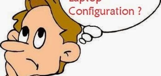 check-laptop-configuration