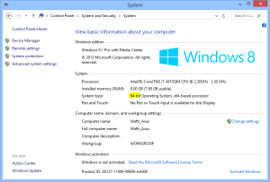 how to check if my laptop can run windows 7