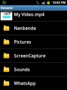HOW TO HIDE AND UNHIDE FILES/FOLDERS IN ANDROID PHONES WITHOUT USING APPLICATIONS