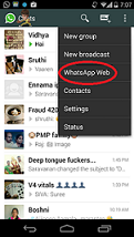use whatsapp on pc web - how to use (1)