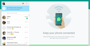 use whatsapp on pc web - how to use (4)