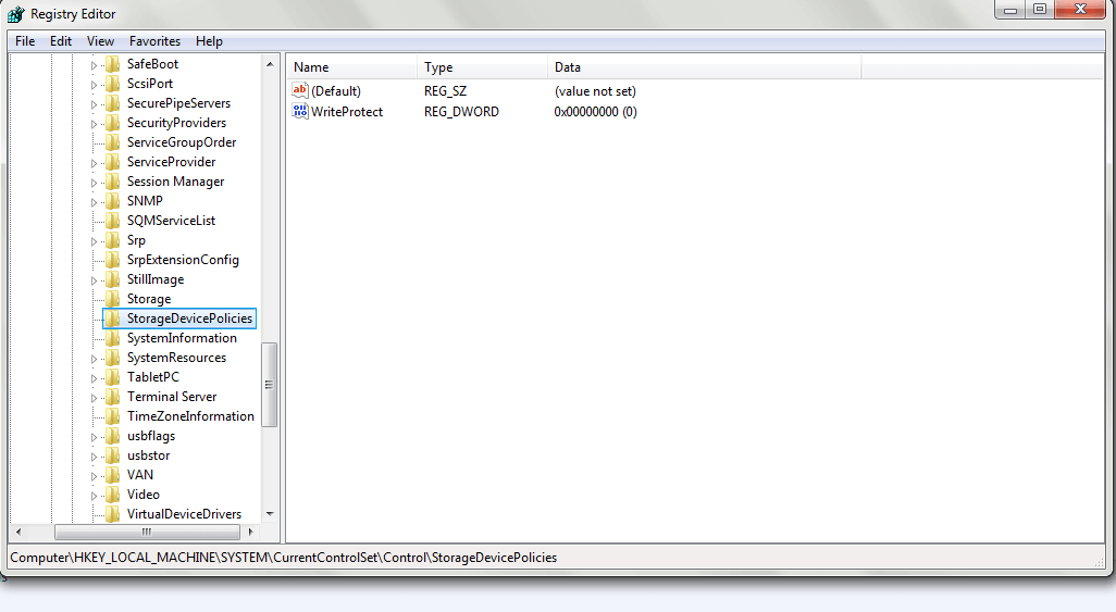 pendrive asking to format