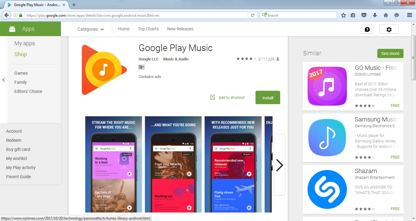 how to download songs in play music